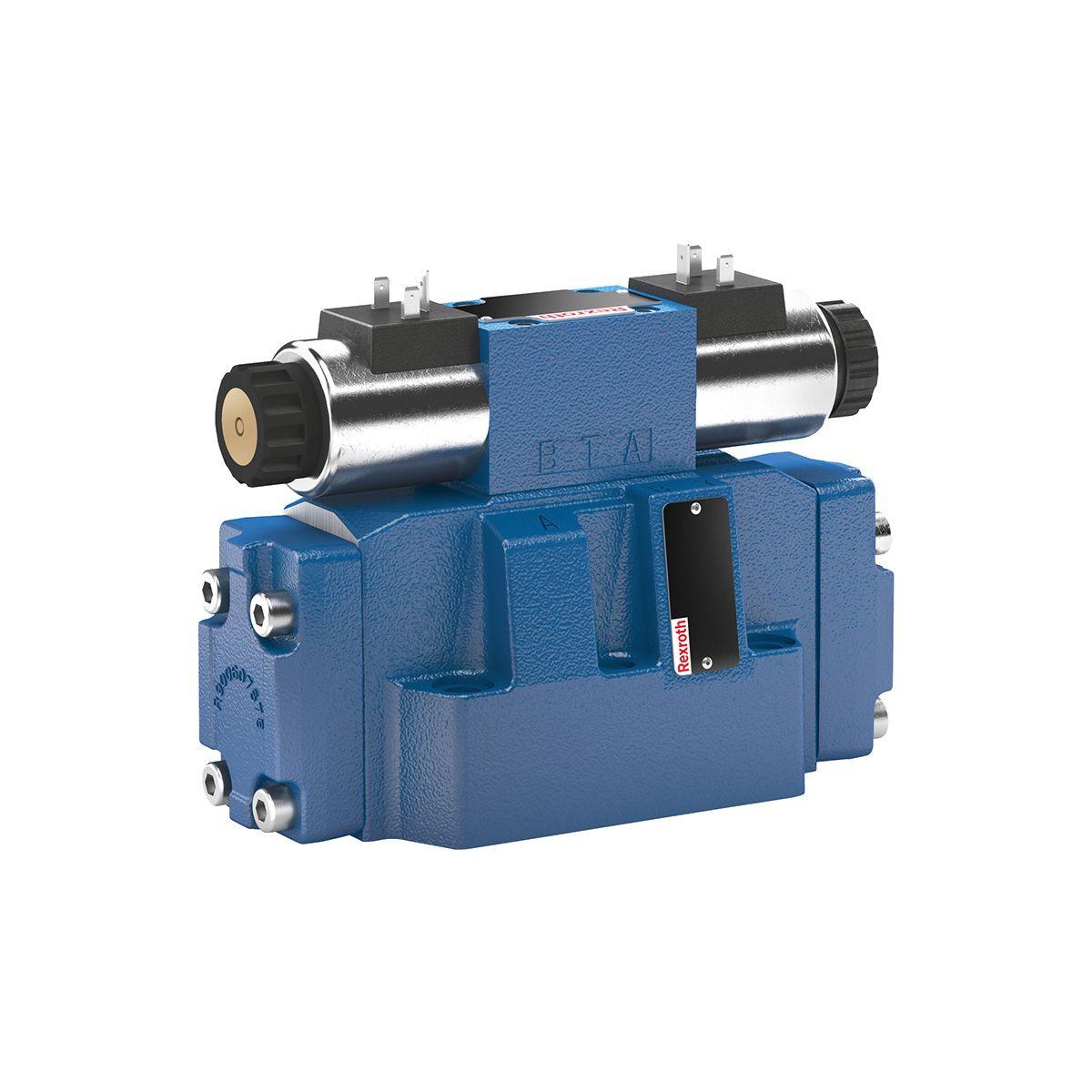 Electroválvula hidráulica de control Bosch Rexroth