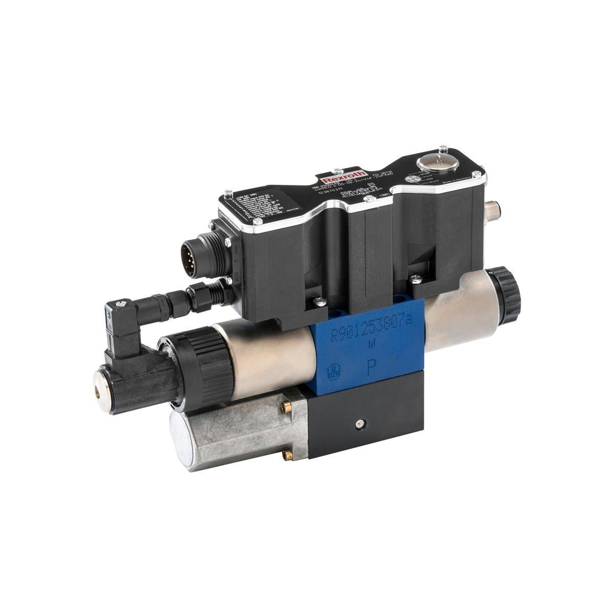 Electroválvula hidráulica Bosch Rexroth