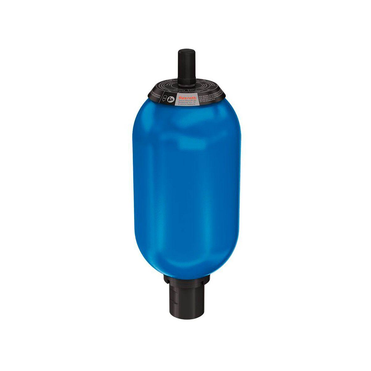 Acumulador hidráulico de vejiga Bosch Rexroth
