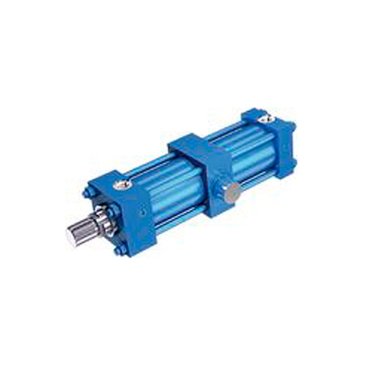 Cilindro hidráulico de doble efecto de la marca Bosch Rexroth
