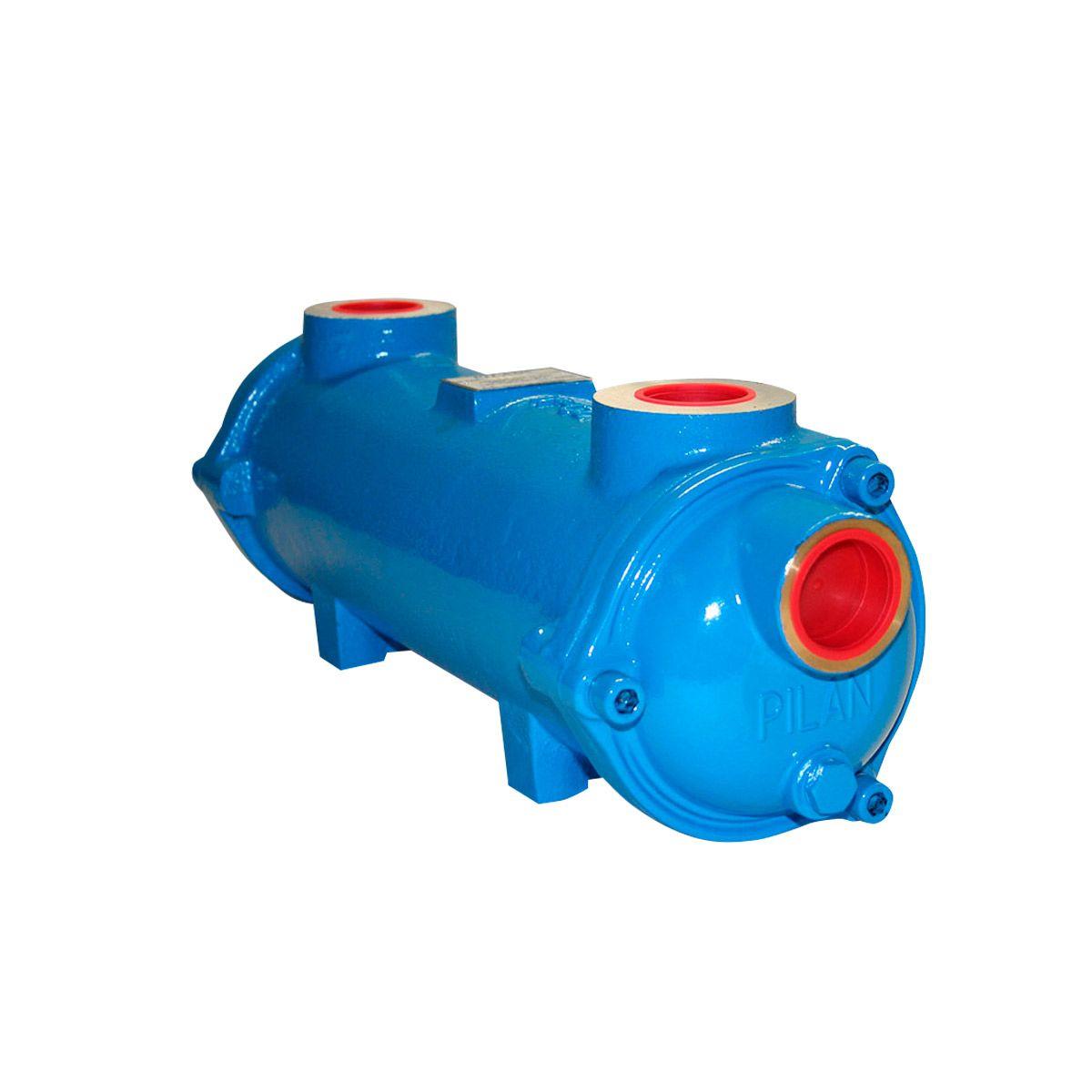 Intercambiador agua aceite Pilan