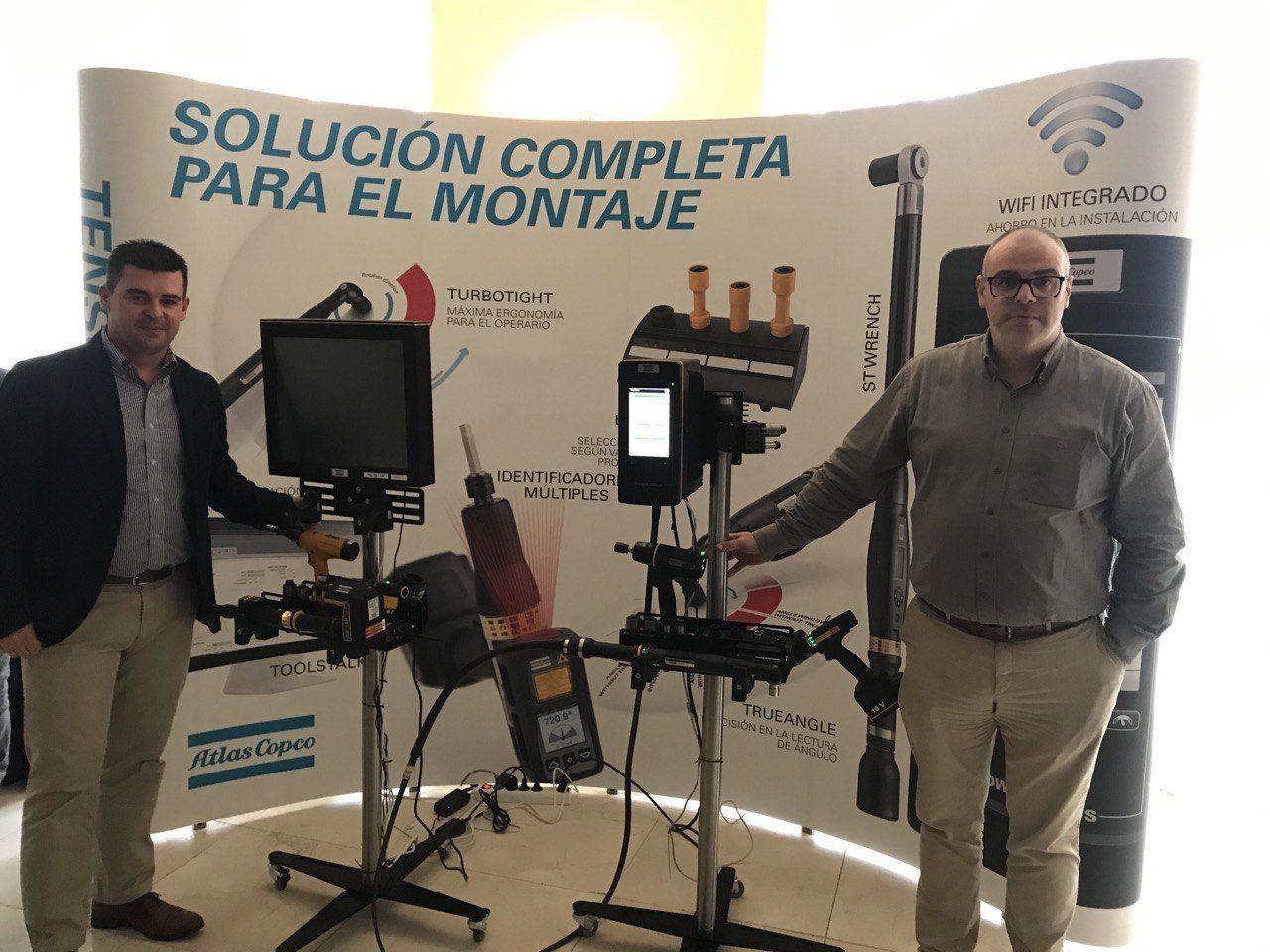 Distribuidor premium de Altas Copco en España