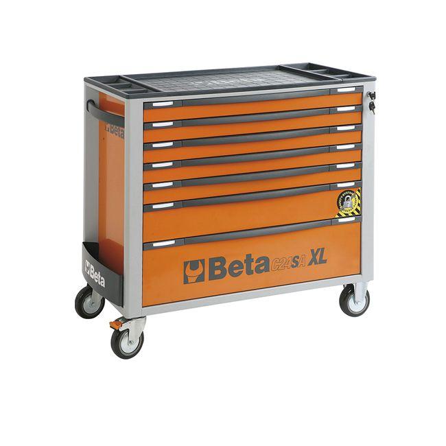 Cajonera móvil para herramienta Beta