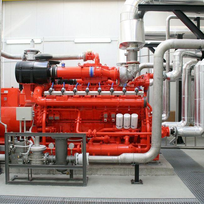 Lubricante para generador diesel