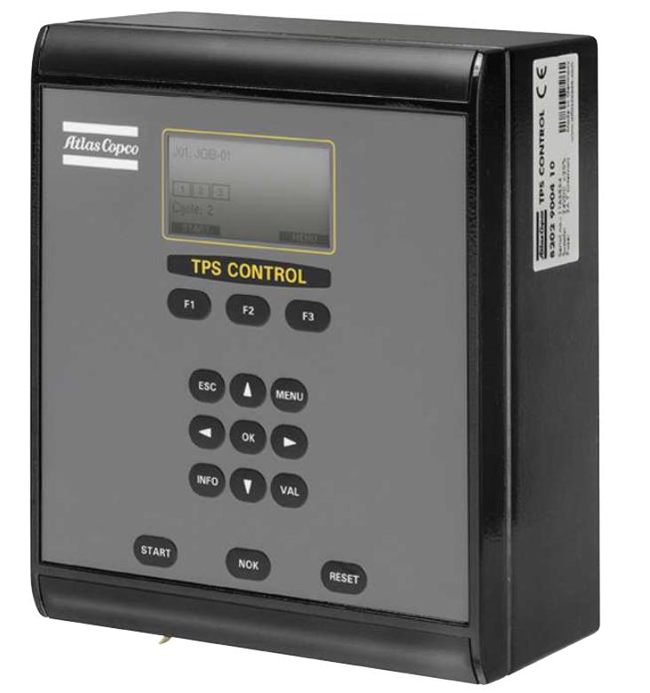 Accesorios de herramientas controlador TPS Atlas Copco
