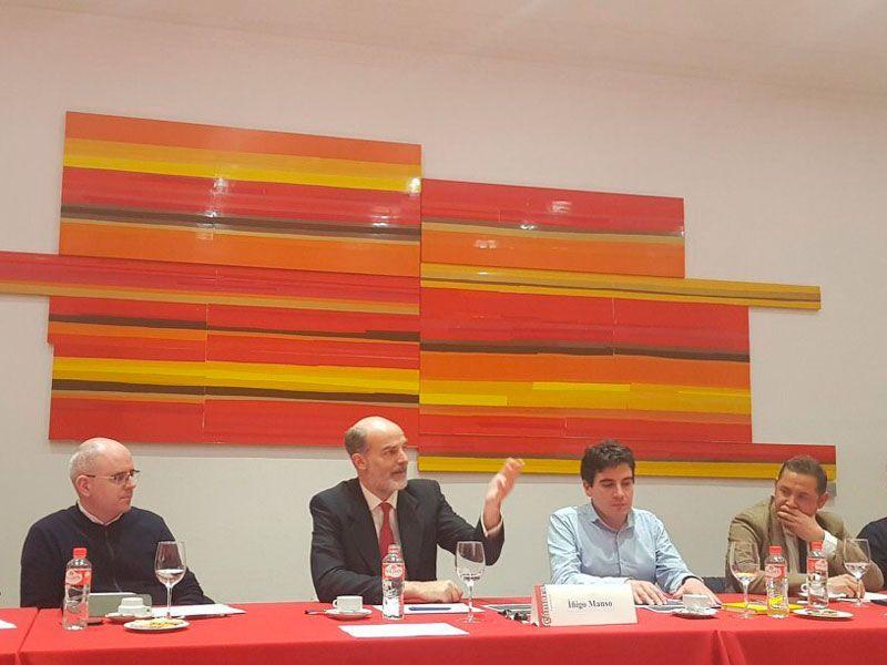 Foro Liderando la Transformación organizado por la Cámara de Comercio de Cantabria
